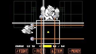 Unitale - Alphys NEO (Fanmade Genocide Boss Fight)