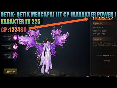 Detik-detik Mencapai 1jt CP - [Legend Of Martial Arts] Neon Gaming