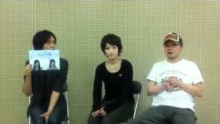 ルルの海 の物語や世界感について 森園役の田渕法明さんが、 作家:サリn...