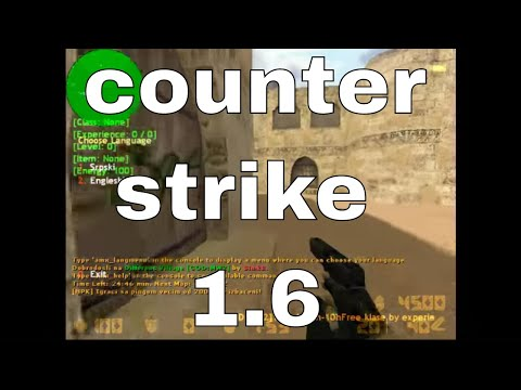 Counter strike 1. 6 portable online multiplayer working.