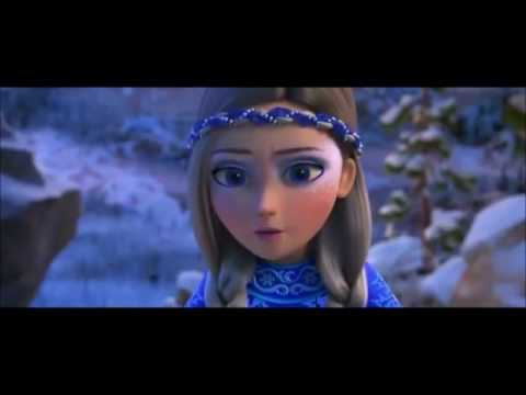Download The Snow Queen 3  Fire and Ice   official trailer 2016