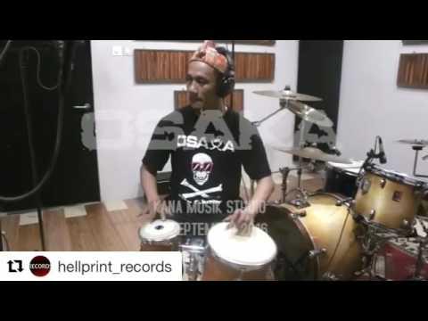 COMING SOON : OSAKA - SIANIDA (SHORT VIDEO BY HELLPRINT RECORD)