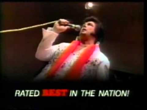 """1995 Darwin """"Elvis"""" Warner Concert - Joplin, MO. commercial"""