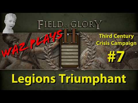 Field of Glory 2 - Legions Triumphant - 3rd Century Crisis Campaign Part 7