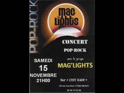 MAGLIGHTS   NOVEMBRE 2014  SET 1