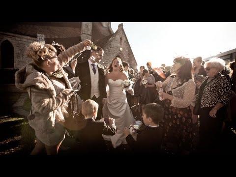 Dorset Wedding Photographer | Emily and Tim's Wedding Photofilm Video