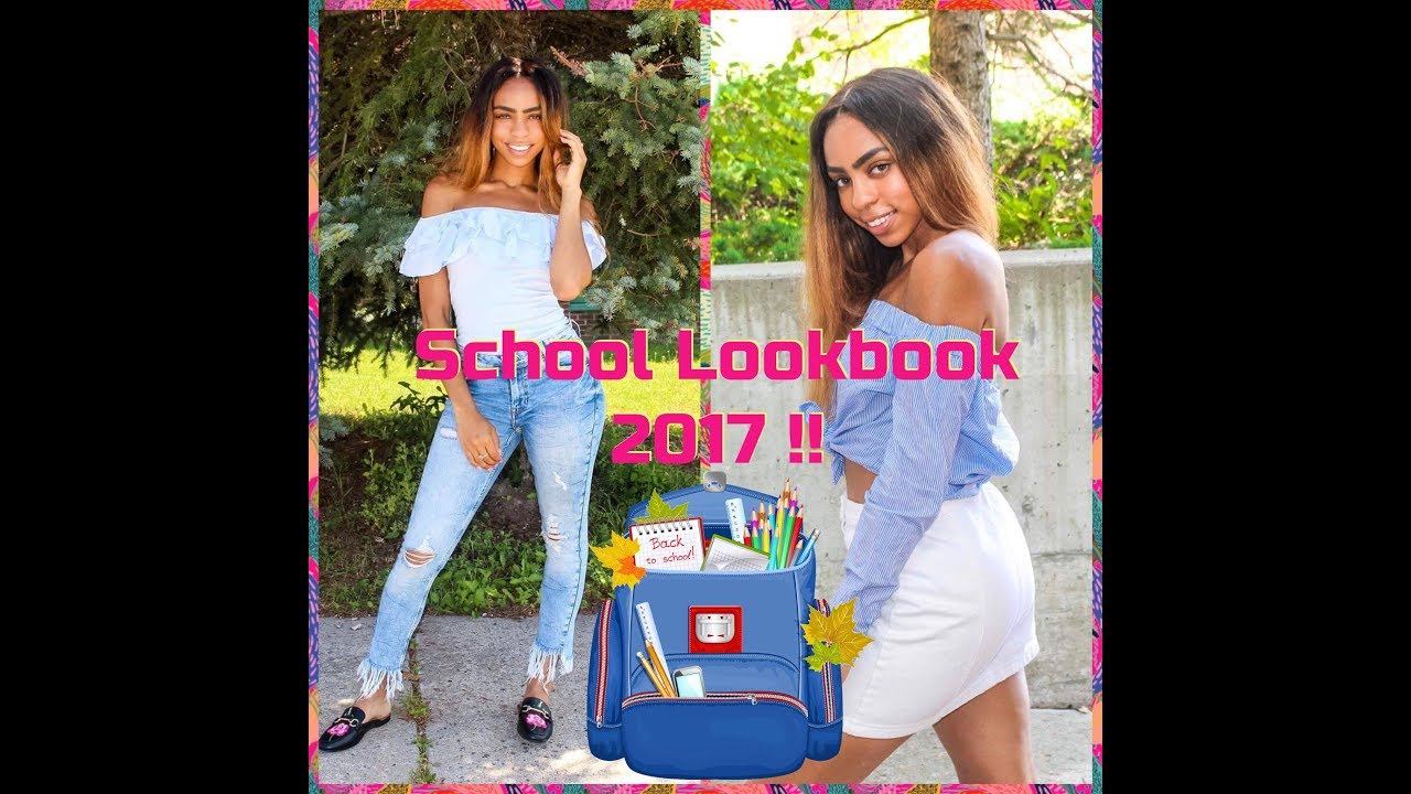 79544334260c OUTFIT IDEAS FOR SCHOOL 2017! Comfy   Cute Back To School Outfits    Lookbook!