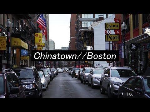 Boston//Chinatown