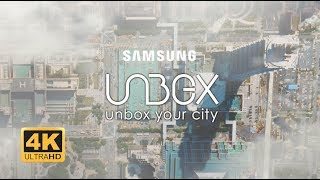 【Ken Hsieh】Samsung unbox city 城市探索 導演版 4k 2160p
