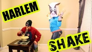 Harlem Shake - Pasta and Bread Edition