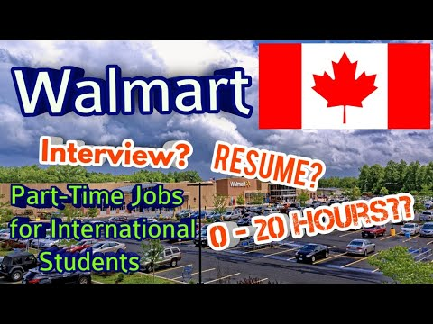 Jobs In Walmart Canada | Complete Hiring Process | हिंदी