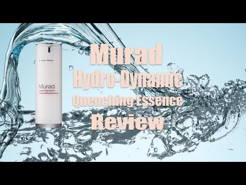 Murad Hydro-Dynamic Quenching Essence Review
