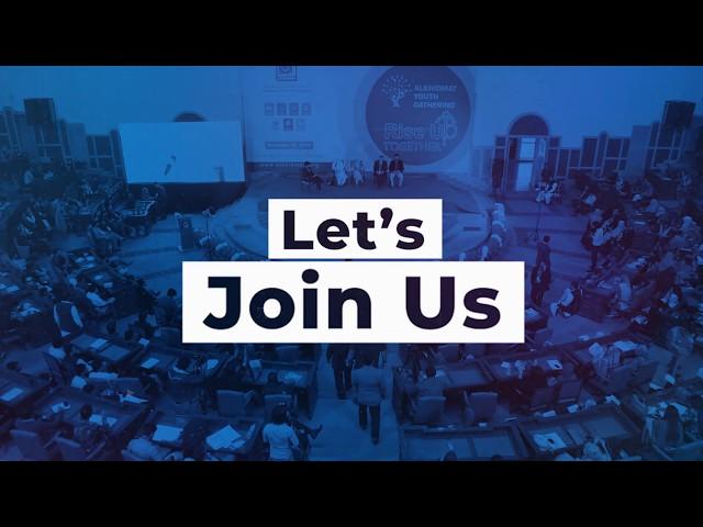 Alkhidmat Youth Gathering 3.0 Promo