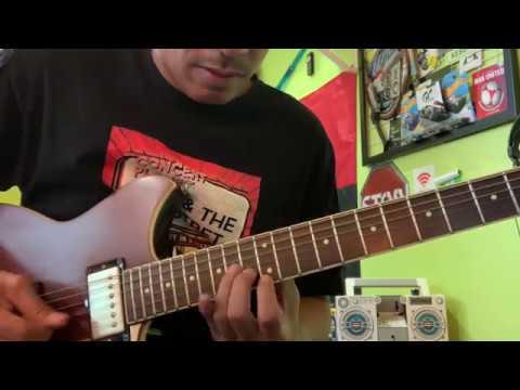 Taman Astakona Slash – Guitar Solo Cover & Tutorial