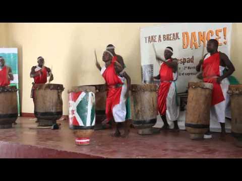 Burundi in FESPAD 2013 - Kigali, Rwanda