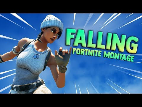 Fortnite Montage - FALLING (Trevor Daniel)
