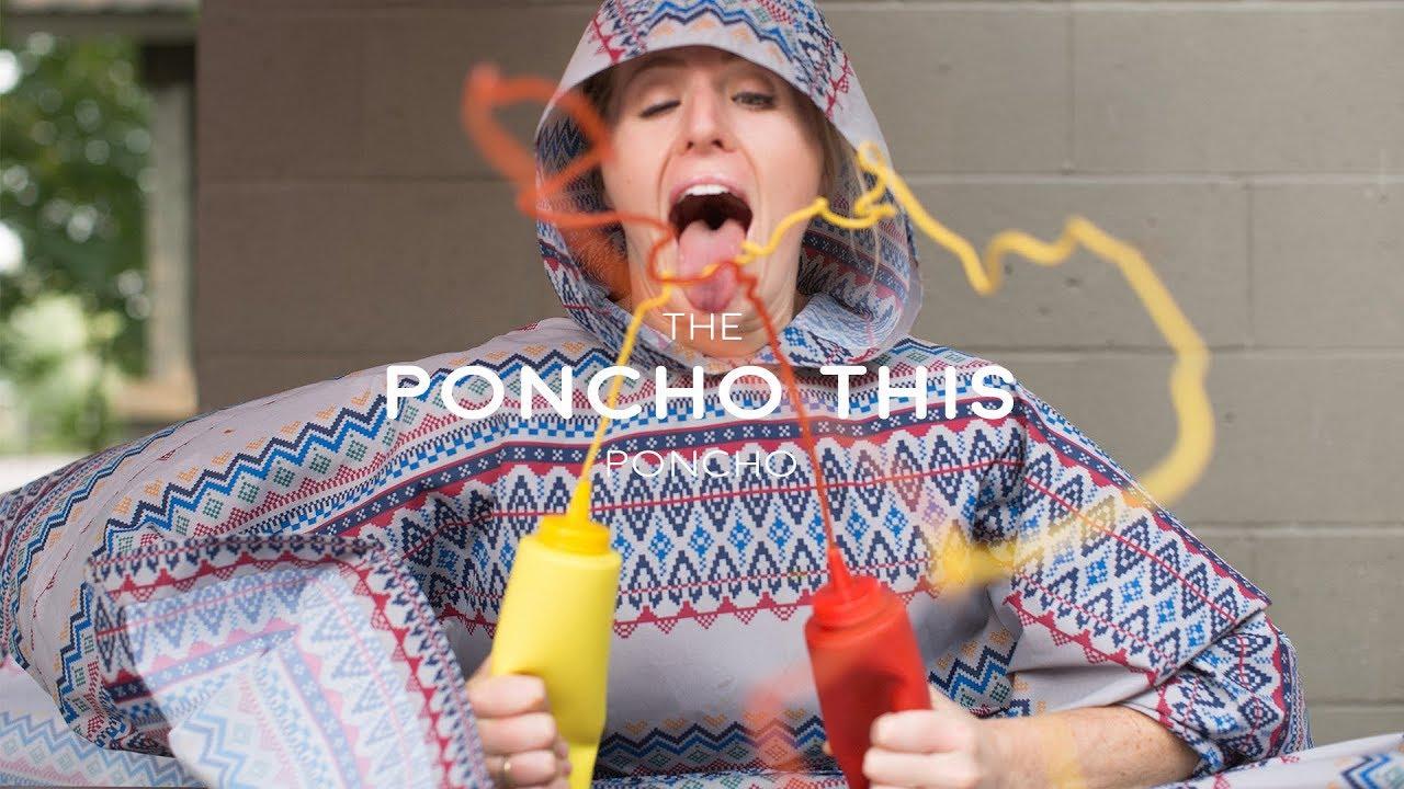 KAVU Poncho This