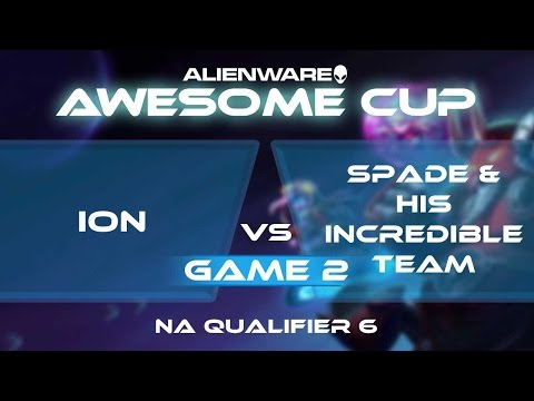 Spade vs ion - AAC2: NA Qualifier - G2