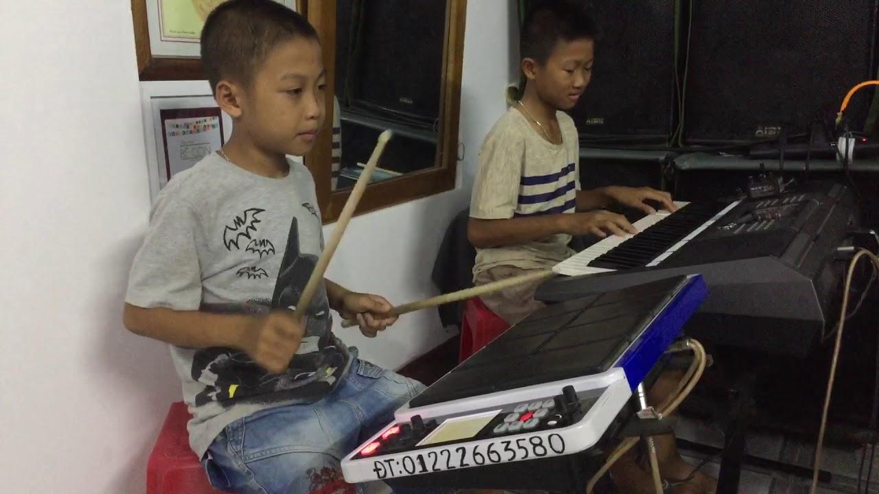 Ngợi Ca Quê Hương Em - [Hoà Tấu] - Nhạc sống Phong Bảo