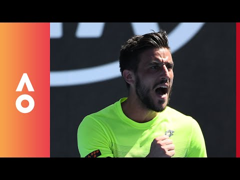 Damir Dzumhur is playing to win | Australian Open 2018