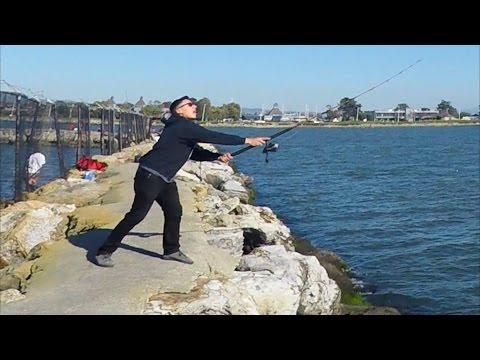 FISHING WITH GAB!!!