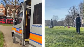 video: The excesses of the last week were not a one-off. Something is rotten in British policing