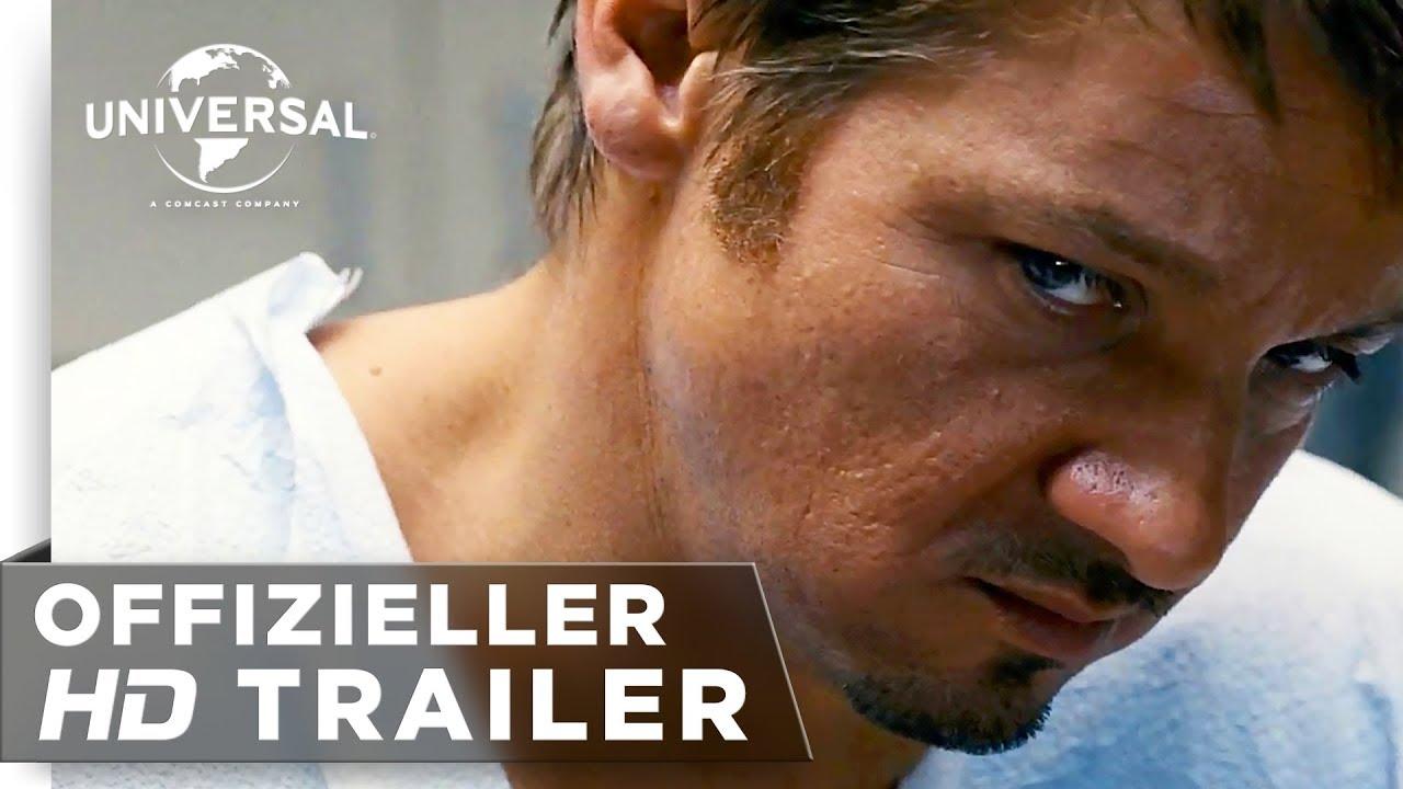 Das Bourne Vermächtnis - Trailer deutsch / german HD
