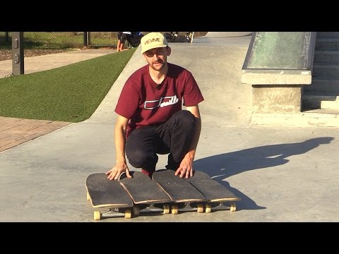 WHAT SIZE SKATEBOARD SHOULD YOU RIDE? (7.75, 8.0, 8.25, etc.) mp3