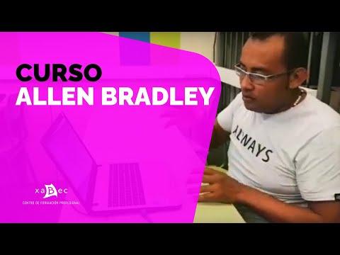 Alexander Guacaneme, Alumno Colombiano En El Curso De Allen Bradley