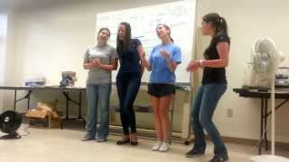 WOW! Listen To This Acapella Girl Group Sing