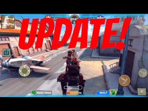 Blitz Brigade Mech Update!