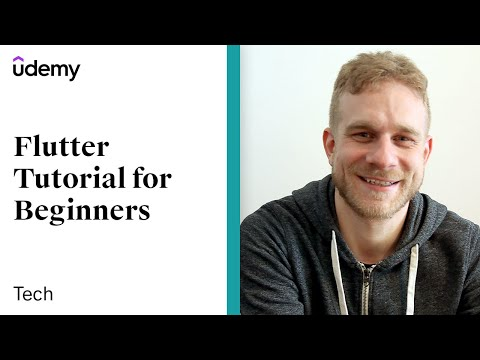 Flutter Tutorial For Beginners - Build IOS & Android Apps W/ Googles Flutter & Dart