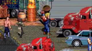 Double Dragon IV: Argentina Warz - (OPENBOR) - FULL GAME