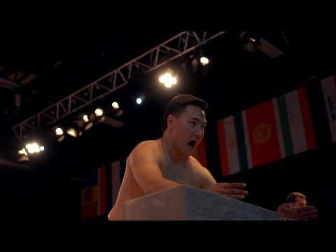 Kyokushinkai Karate. 3-rd Junior World Championship 2018. Kazakhstan, Karaganda
