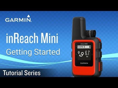 Tutorial - inReach Mini Getting Started