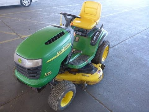 John Deere L130 Kohler 23hp Engine | For Sale | Online Auction