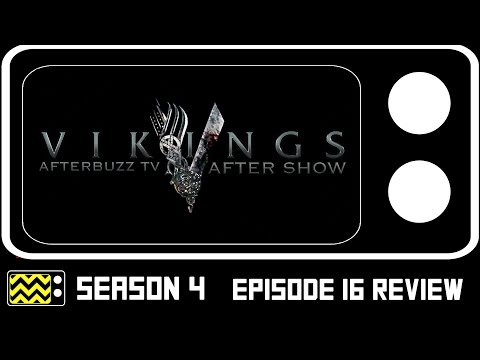 Vikings Season 4 Episode 16 Review & After Show | AfterBuzz TV