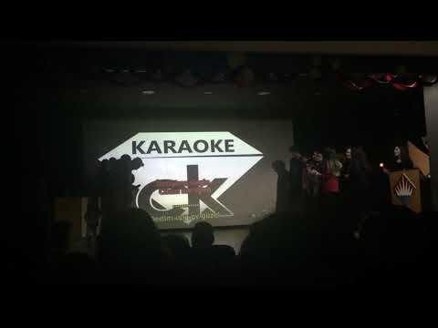 Adana Bahçeşehir Koleji 12-A Karaoke 1
