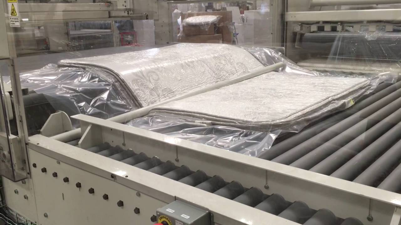 how to fold and roll up a memory foam mattress