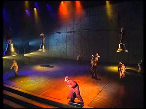 Notre Dame De Paris - spectacle musical - Original Paris cast