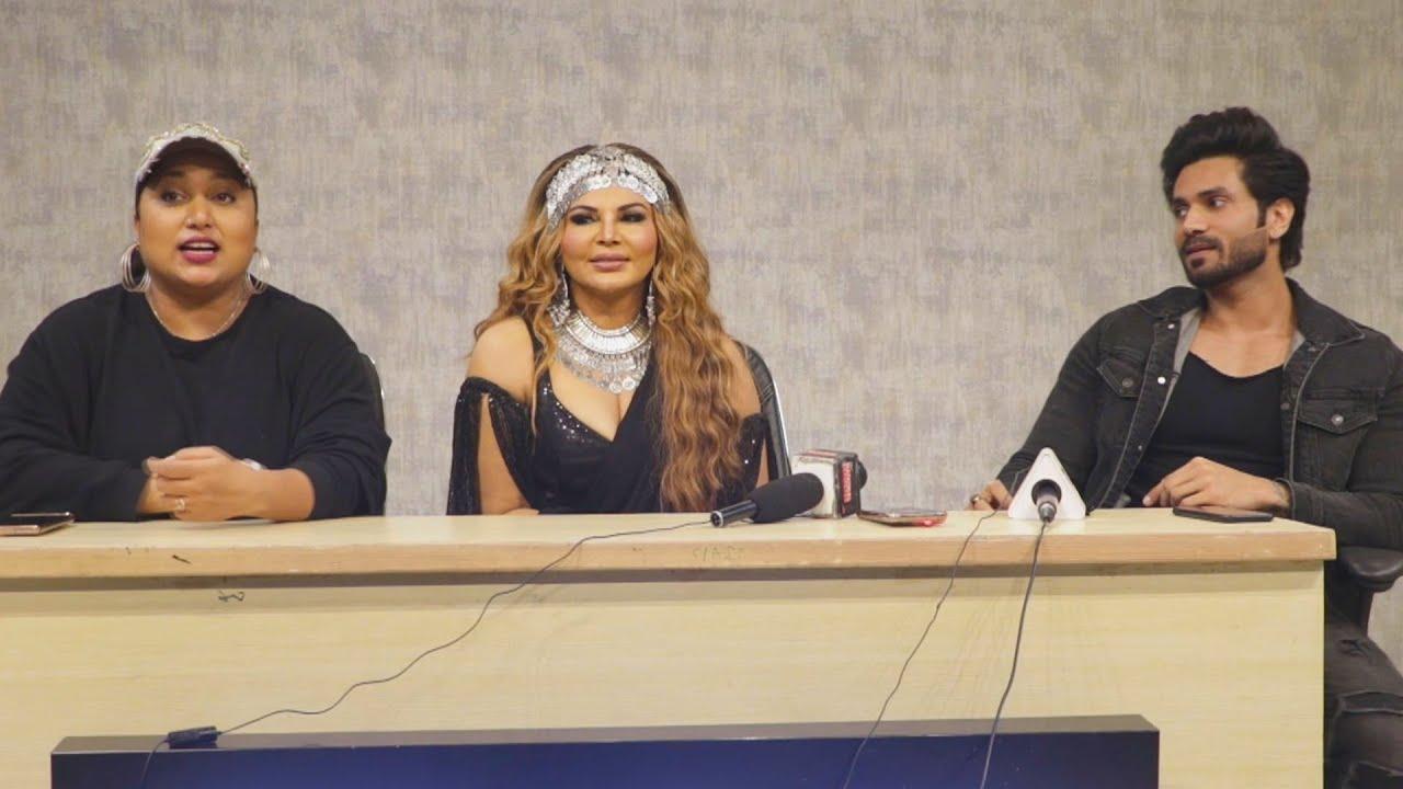 Dream Mein Entry Song Launch | Rakhi Sawant | Shabina Khan