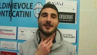 Eccellenza Girone A Vald.Montecatini-Castelnuovo G. 2-0