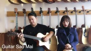 Guitar HD5C giá 2tr5 : Em Sẽ Quên Cover by Guitar Sao Mai