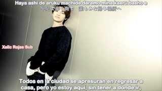 Daesung (D-LITE) - Omoi Tsunotte (Sub Español+Kanji+Rom)