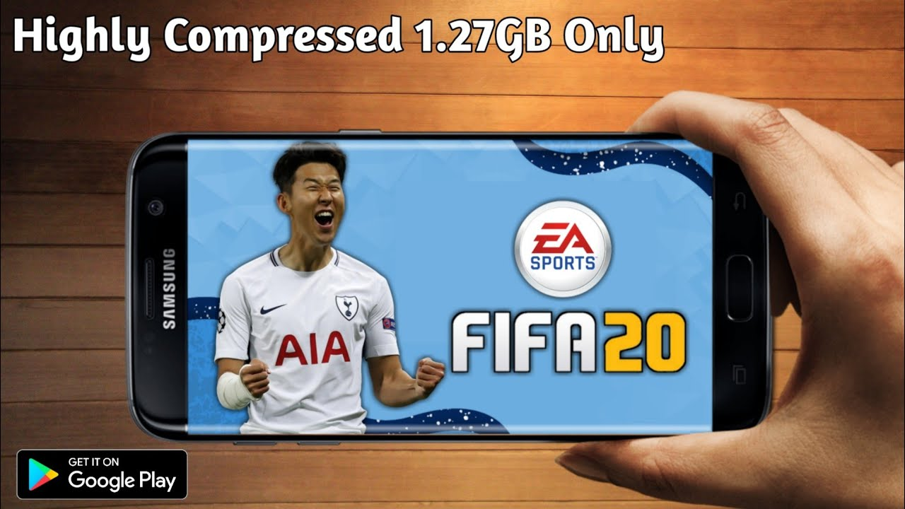 Download FIFA 20 With English Commentary Highly Compressed 1.2 GB (New Updated)