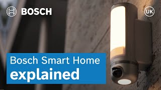 Smart living with the Eyes outdoor camera | Bosch Smart Home [EN]