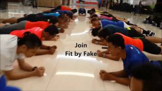 fit by fake TVC