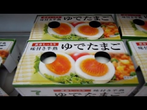 0 Health Food from Convenience Store in Japan!