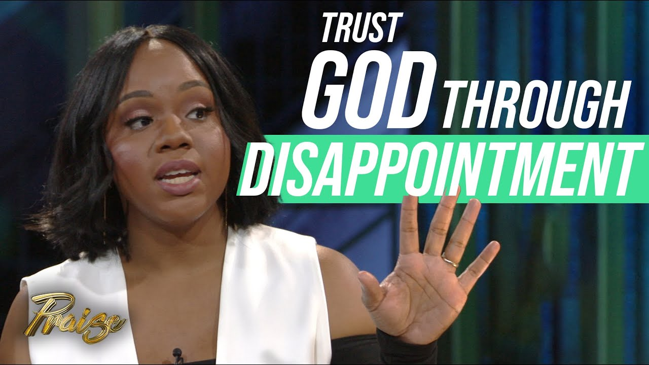 Download Sarah Jakes Roberts: Overcome Disappointment with God to Live a Life of Purpose   Praise on TBN
