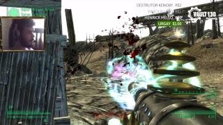 [Livestream] Fallout 3 de Sexta-feira. (20/02 tem vídeo novo)
